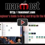 A Beginners Guide to Drag and Drop On the Mac (1488)