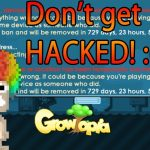 ASMR Download Growtopia without getting HACKED Windows
