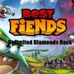 Best Fiends Unlimited Gold and Diamonds Hack Best Fiends iOS