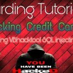 Carding Tutorials – Hacking Credit card with VBhacktool Part1 –