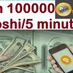 Earn upto 100000 Satoshi Every 5 Minutes- Learning Earning