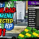 GTA 5 PC Online 1.41 Mod Menu – The Umbrella w Hack (Undetected)
