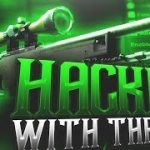 HACKING WITH ONLY THE AWP IN CS:GO