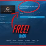 HOW TO GET OVERWATCH FOR FREE (2017 EXPLOIT)