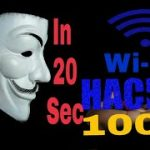 Hack Wifi In 20 Second 100 Working (its prank )