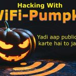 Hacking with unsecured public wifi WiFi-Pumpkin Kali Linux –