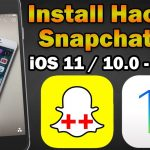 How to Install Hacked Snapchat ++ on iOS 11 10.3.3 (No