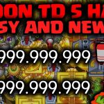 NEW BLOONS TOWER DEFENSE 5 HACK 2017 ( LEVEL 91, UNLIMITED