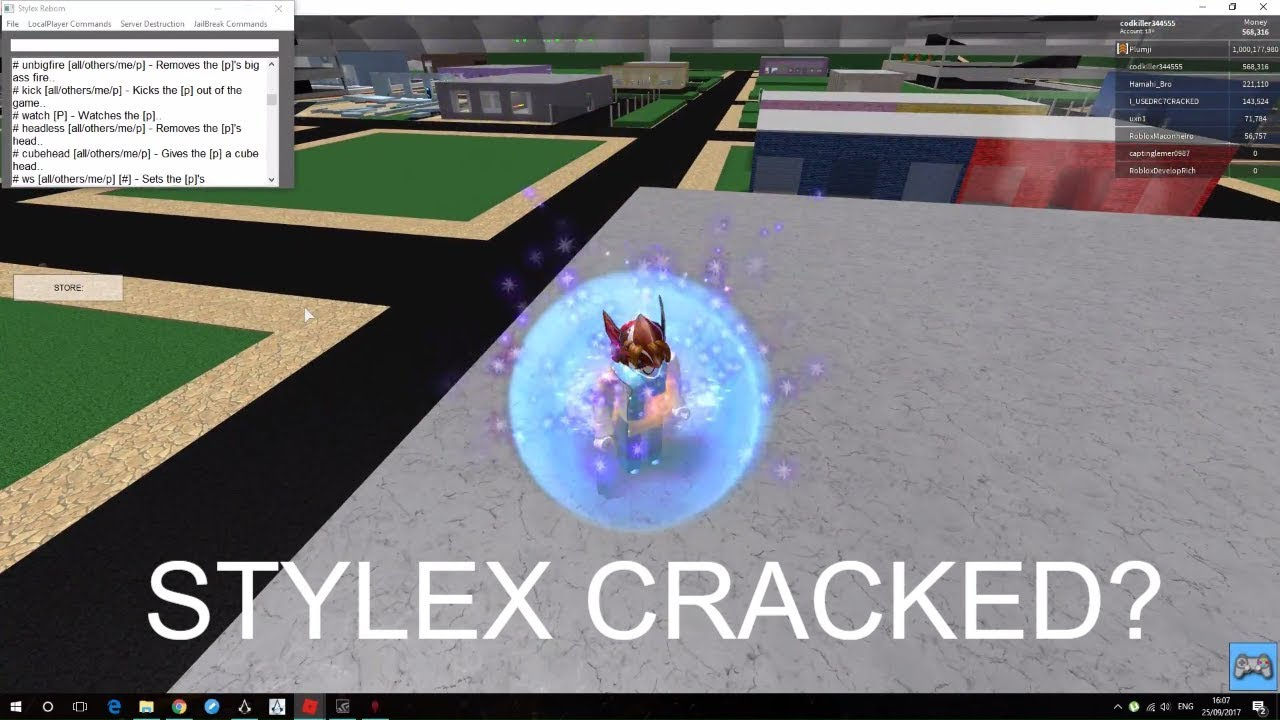 Synapse Crack Working 21 April Roblox Exploit New Roblox Hack Stylex Cracked 200 Cmds Jailbreak Fly