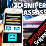 Sniper 3D Hack – Unlimited Coins and Diamonds Cheats for