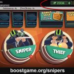 Sniper vs Thieves Hack – Cash and Gold Cheat (AndroidiOS)