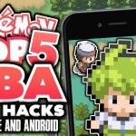 Top 5 BEST GBA Pokemon Rom Hacks For Android Iphone?