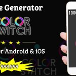 Color Switch Hack – Online Cheat For Android iOS Unlimited