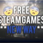 GET ANY STEAM GAME FOR FREE NEW WAY – 20172018
