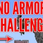 HACKING IN SKYWARS WITH NO ARMOR CHALLENGE