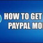 HOW TO GET FREE PAYPAL MONEY – NO SURVEY –
