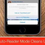 How To: Enable Auto Reader Mode in Safari on iOS 11 macOS High