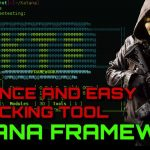 Katana Framework – Installation Advance and Easy Hacking Tool
