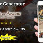 King Of Avalon Hack – Online Cheat For Android iOS 999k