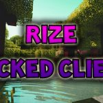 Minecraft Hacked Client Rize b5 1.8.8 OPTIFINE FREE