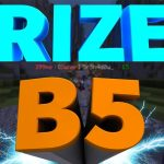 Rize b5 Hacked Client Minecraft 1.8 Free Download
