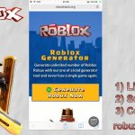 Roblox Robux Hack- How to Get Free Robux Online GeneratorHack