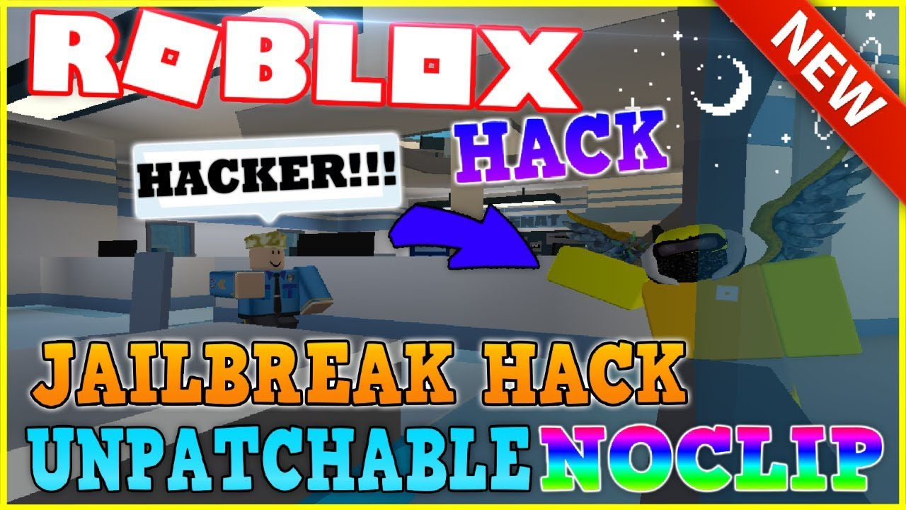 Glitches And Hacks For Jailbreak Roblox Niclip Ro