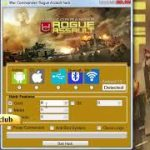 War Commander Rogue Assault CHEATS v1.00 for android and ios