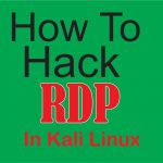 how to hack rdp in kali linux