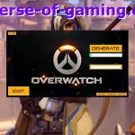 overwatch key generator 2017 download for free