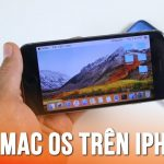 Dùng thử MacOs trên iphone – Its time for you experience