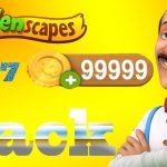 Gardenscapes Hack Unlimited Coins Android IOS 2017