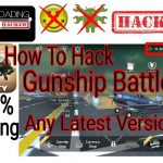 HOW TO HACK -GUNSHIP- BATTLE- HELICOPTER- 3D- Latest – Any