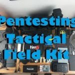 Hacking Pen-Testing Tools Tactical Field Kit Backpack Contents