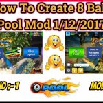 How To Create 8 Ball Pool Mod😎 Anti Ban 100 Safe Mod