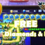 Mobile Legends Hack – FREE Diamonds and Battle Points (Android