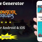 Monster Legends Hack – Online Cheat For Android iOS 999k