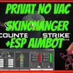 New Free Private CS.GO Hacks Undetected 🔥 SKINCHANGER, AIMBOT