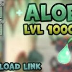 PvZ2 – Aloe Upgraded to LvL 1000 (Android and IOS) – Hack By