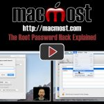 The Root Password Hack Explained (1541)