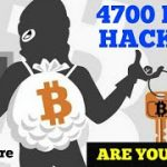 ₹400 crore in bitcoin hacked 4700 bitcoin Are you safe ?