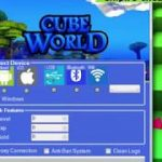 Cube World CHEATS v1.00 for android ios and windows
