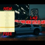 GTA V PC Online 1.42 Mod Menu wRpmoney hack (FREE DOWNLOAD)