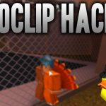 UPDATEDROBLOX NO CLIP HACK WORKS ON ANY GAME