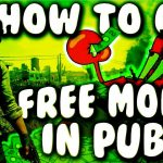 HOW TO GET FREE MONEY IN PUBG