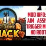UNDETECTED MAY PUBG MOBILE Cheat Hack Legit AimBot Aimassist