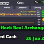 8 Ball Pool Archangel Cue Hack v3.13.6