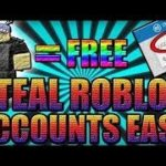 How To Hack Anyones Roblox Account And Get Their Password