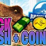 Jurassic World Alive Hack Cash Coins – Jurassic World Alive