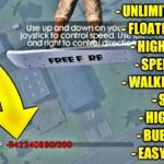 ⚡VIP MOD⚡ FREE FIRE🔥 UNLIMITED HEALTH HACK HIGH DAMAGE